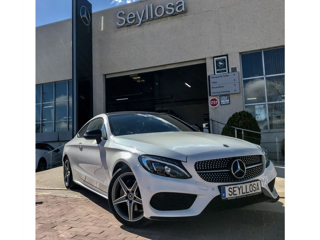 c220 coupe